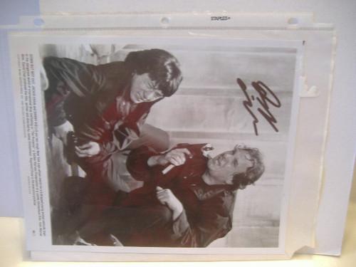 Aiello, Danny Photo Signed Autograph The Protector Jackie Chan Script Enclosed