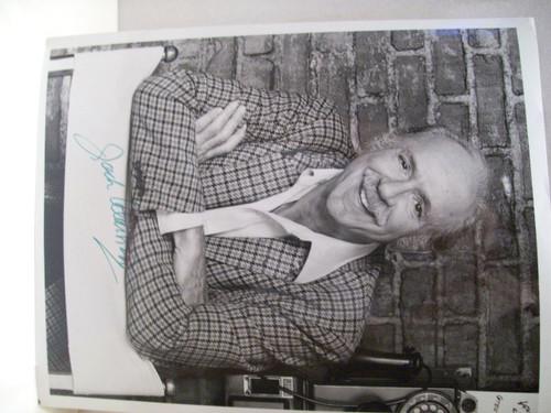 Albertson, Jack Photo Signed Autograph The Comedy Company Cbs 1978