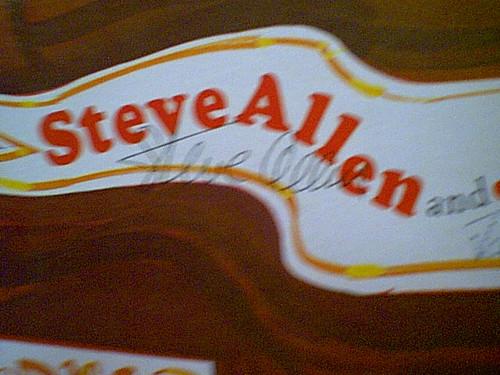 Allen, Steve Jayne Meadows LP Signed Autograph For Children Only!