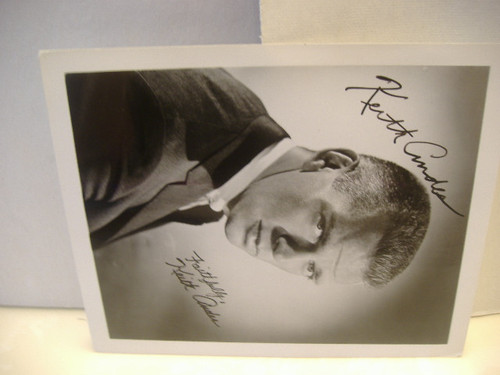 Andes, Keith Photo Signed Autograph The Farmer'S Daughter Clash By Night Blackbeard The Pirate