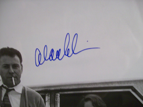 Arkin, Alan Sally Kellerman Mackenzie Phillips Press Kit Signed Autograph Rafferty And The Gold Dust Twins