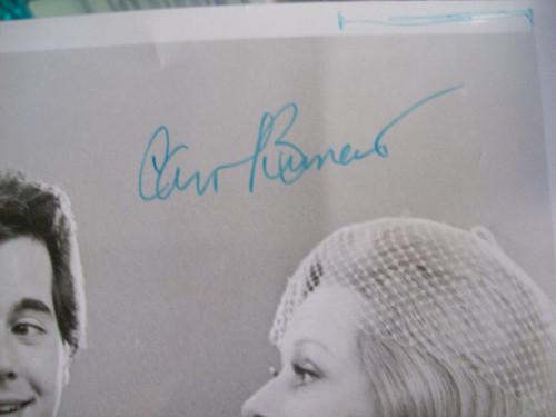 Arnaz Jr, Desi Carol Burnett Mia Farrow Photos Signed Autograph A Wedding 1978