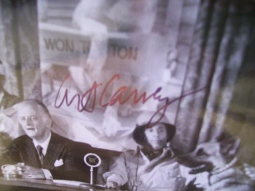 Carney, Art Madeline Kahn Photo Signed Autograph Won Ton Ton The Dog Who Saved Hollywood 1975