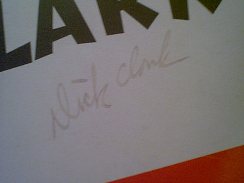 Clark, Dick American Bandstand Souvenir Yearbook 1960 Signed Dick Clark Connie Francis Phil & Don Everly Brothers Autograph Photos