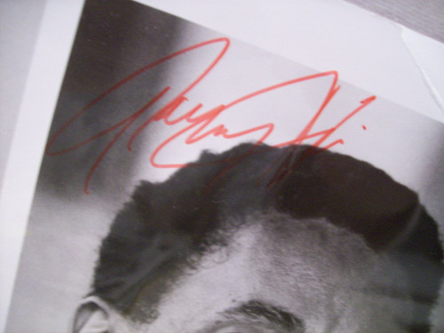 Dafoe, Willem Gregory Hines Photo Signed Autograph Off Limits 1987