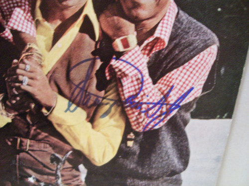 Davis Jr, Sammy Jet Magazine Autograph Signed Nov 22 1973