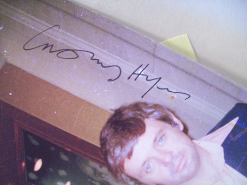 Hopkins, Anthony Photo Signed Autograph The Elephant Man Legends Of The Fall Dracula Nixon