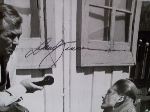 Janssen, David Photo Signed Autograph Reflections 1975