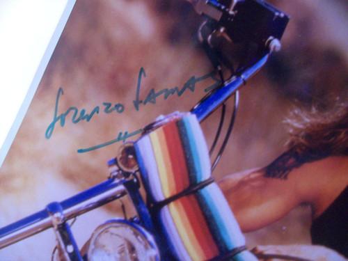 Lamas, Lorenzo Photo Signed Autograph Bold and the Beautiful