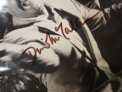 "McCallum, David Photo Signed Autograph ""Man From UNCLE U.N.C.L.E."" Television Scene"