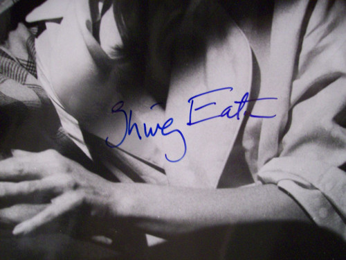 O'Brian, Hugh Shirley Eaton Photo Signed Autograph Ten Little Indians 1965