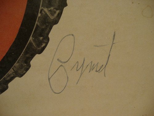 """Pigmeat Markham (Chess - 1526) """"Tune Me In"""" Signed Autograph LP Black Comedy"""