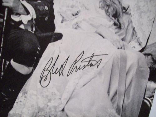 Preston, Robert Playbill Signed Autograph Ben Franklin In Paris January 1965
