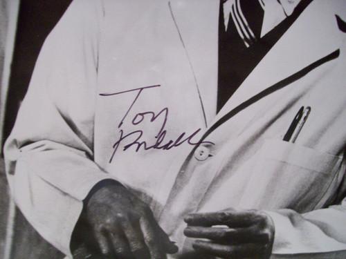 Randall, Tony Photo Signed Autograph Fluffy 1965