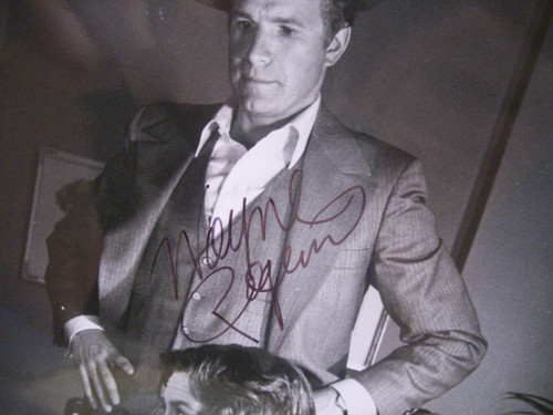 Rogers, Wayne Photo Signed Autograph City Of Angels 1976