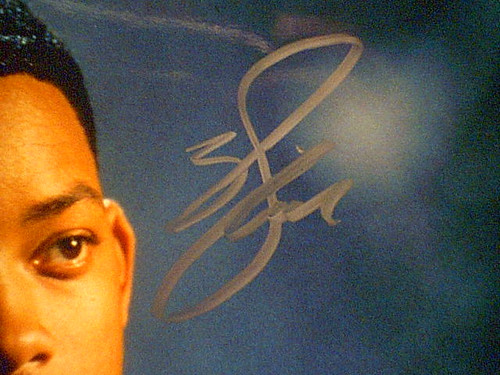 Smith, Will Color Photo Signed Autograph