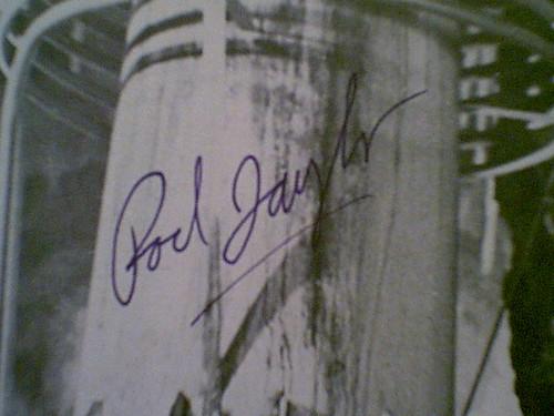 Taylor, Rod Time Machine Movie Scene Photo Signed Autograph