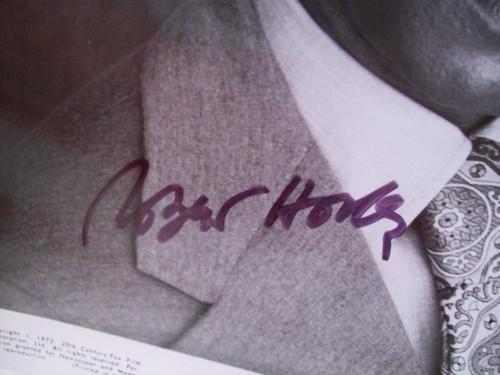 Hooks, Robert Photo Autograph Trouble Man 1972