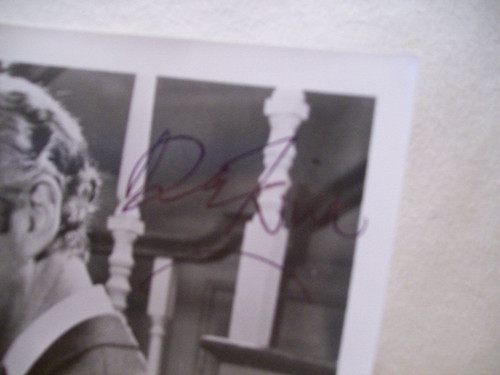 Niven, David Photo Signed Autograph The Impossible Years