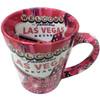 Las Vegas Girl's Night Out Trumpet Mug- 12oz