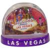 Fireworks Snowdome Las Vegas Souvenir- Large- Mixed colors (read description)