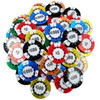 Bulk Chocolate Poker Chips- 5lbs