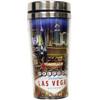 """Las Vegas """"Strip"""" Travel Mug Souvenir- 16oz."""