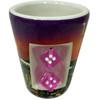 """LV Sunset"" Ceramic Shotglass"