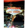 Las Vegas Holographic Magnet Las Vegas Sign at Night