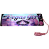 Bookmark with Pink Vegas Girl theme and pink tassel.