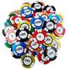 Bulk Chocolate Poker chips- 20lbs