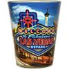 """Las Vegas """"Neon"""" Shotglass"""