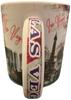 Americana Las Vegas Nevada Ceramic Standard Mug- 11oz.