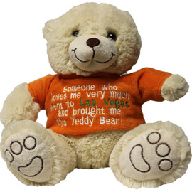Someone who Loves Me-Las Vegas Bear- CHOOSE YOUR Sweater Color