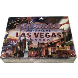 Playing Cards- Las Vegas- US Flag Design