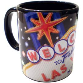 "Las Vegas ""Signage"" Design Coffee Mug-10oz"