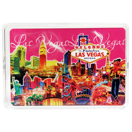 Las Vegas Spark Design Playing Cards