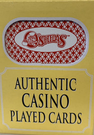 O'Sheas Las Vegas Poker-Black Jack Playing Cards.