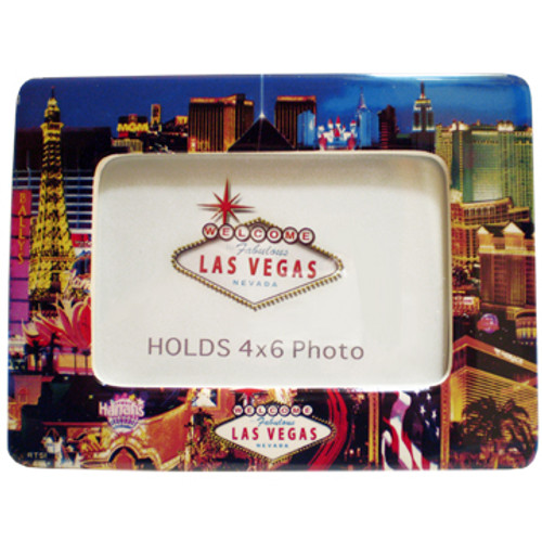 Las Vegas Strip Photo Frame