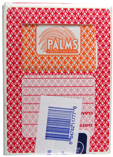 Palms Playing Cards