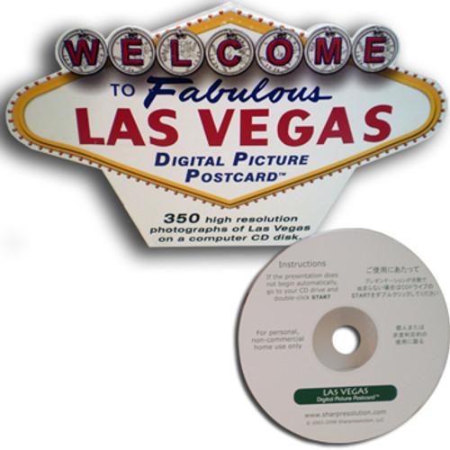 Las Vegas Digital Video Postcards-