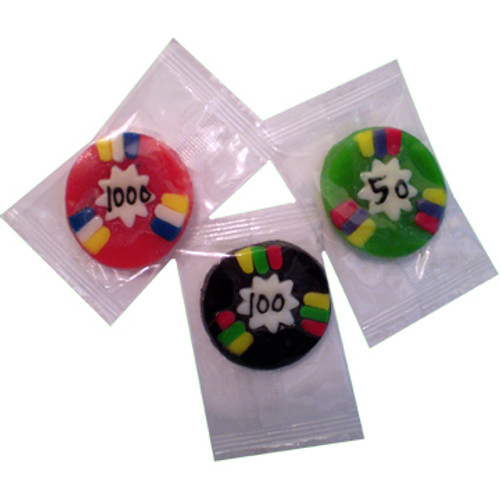 Poker Chip Gummies