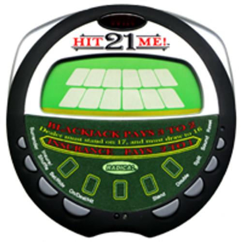 "Hit Me ""21""- INTERACTIVE Black Jack Game"