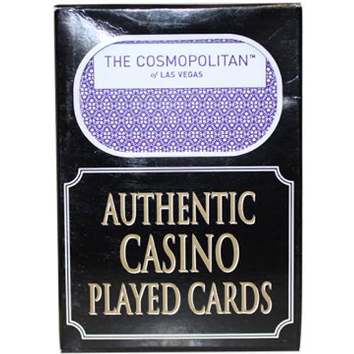 Cosmopolitan of Las Vegas Playing Cards