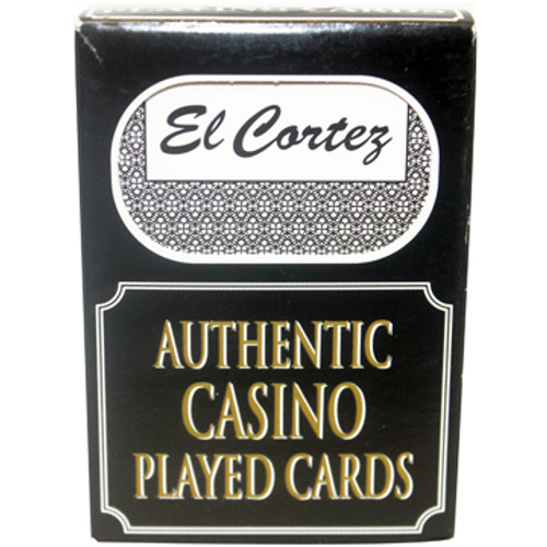 El Cortez Las Vegas Poker-Black Jack Playing Cards.