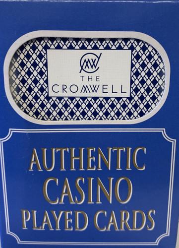 The Cromwell Casino  Las Vegas Poker-Black Jack Playing Cards.