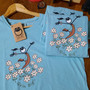 Daisy T-Shirt 100% ring spun cotton from Grin Big! Outdoors