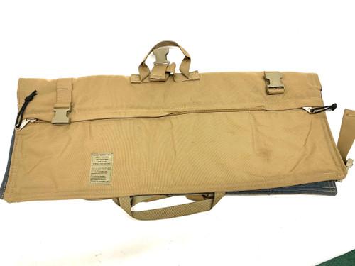 Spare Machine Gun Barrel Bag, M249, Coyote