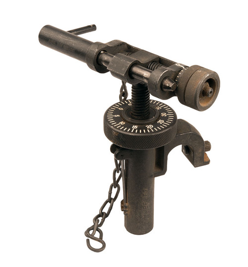 .50cal T&E Traverse and Elevation Mechanism