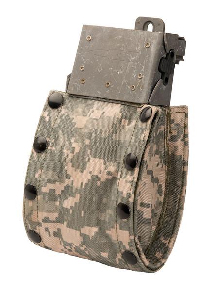 M240 Belt Fed Magazine Pouch